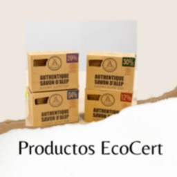 Productos Certificados ecológicamente